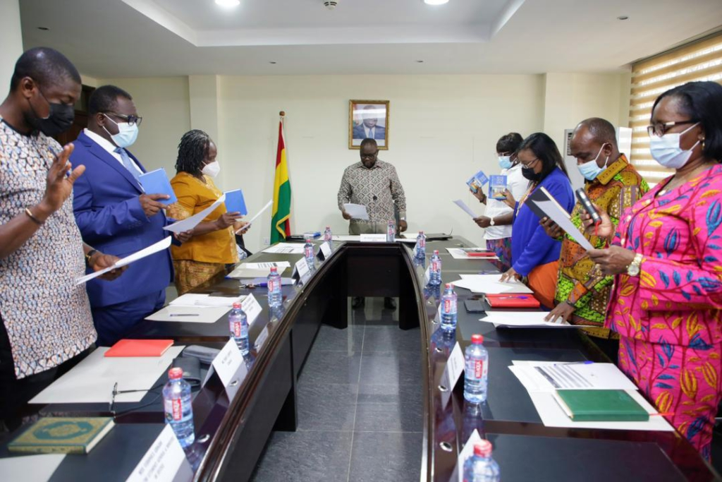Inter-Ministerial Bungalow Allocation Committee inaugurated