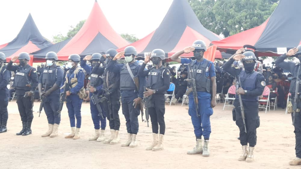Photos: Police officer killed in bullion van attack buried