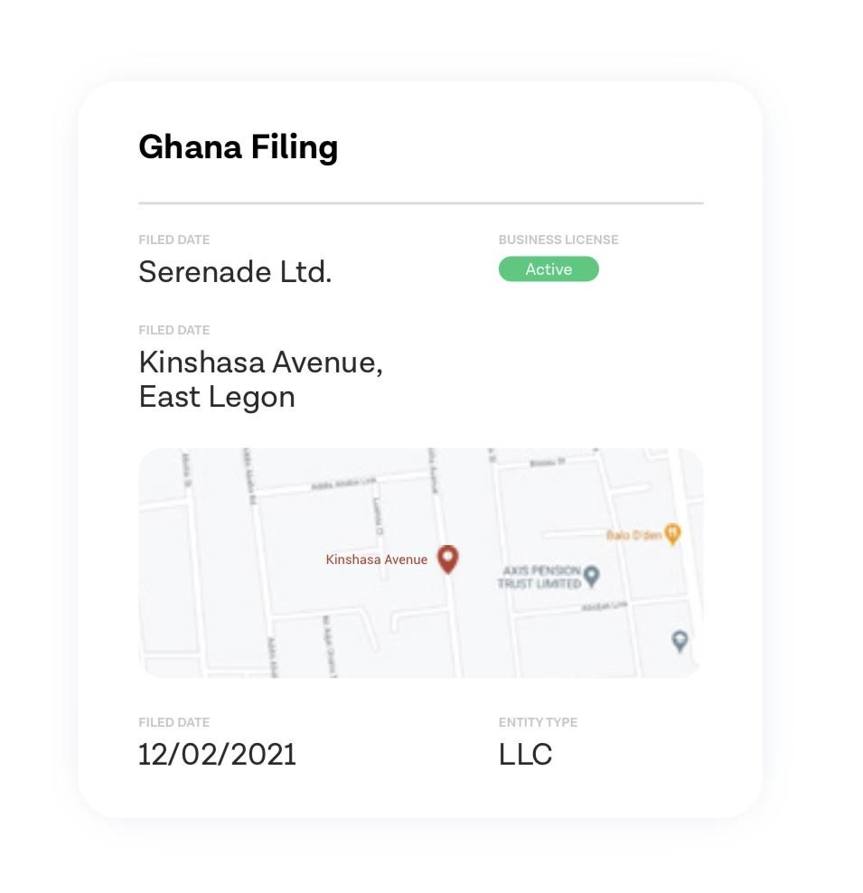 How to verify the legitimacy of merchants and businesses in Africa