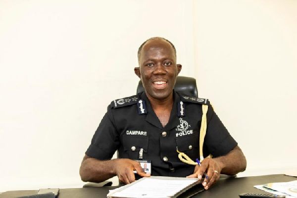 Quick facts to know about new Acting IGP, COP Dampare