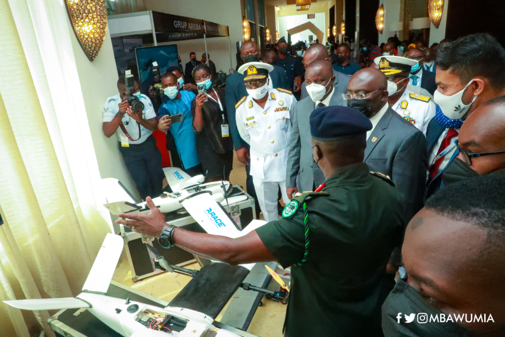 Protect our coasts against rising scourge of piracy - Bawumia tells maritime industry players