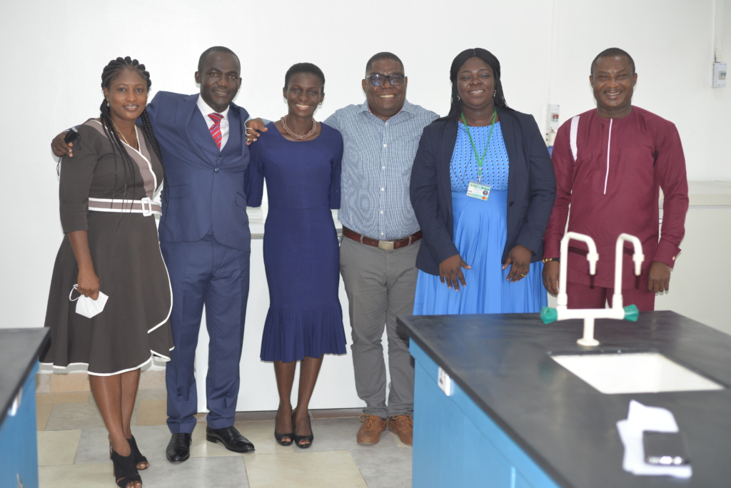 KNUST Pharmacy Class 2001 refurbishes Cell Culture lab to enhance research