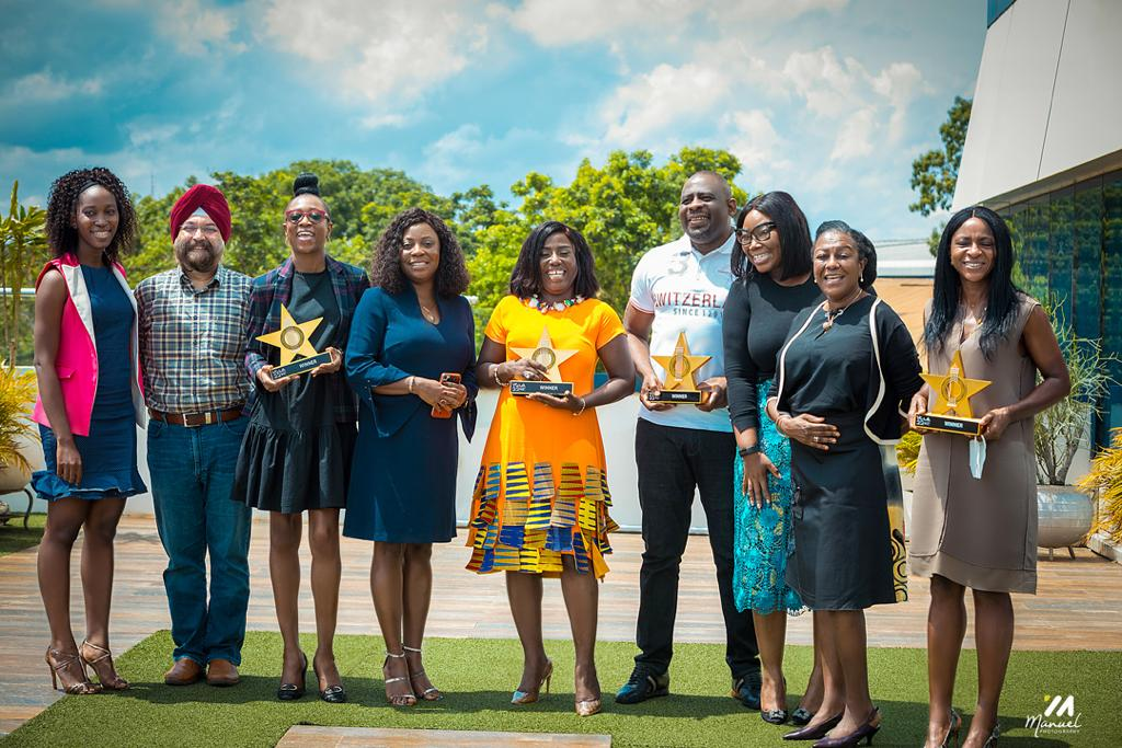 VGMA Artiste of the Year, Diana Hamilton commends Vodafone for supporting music industry