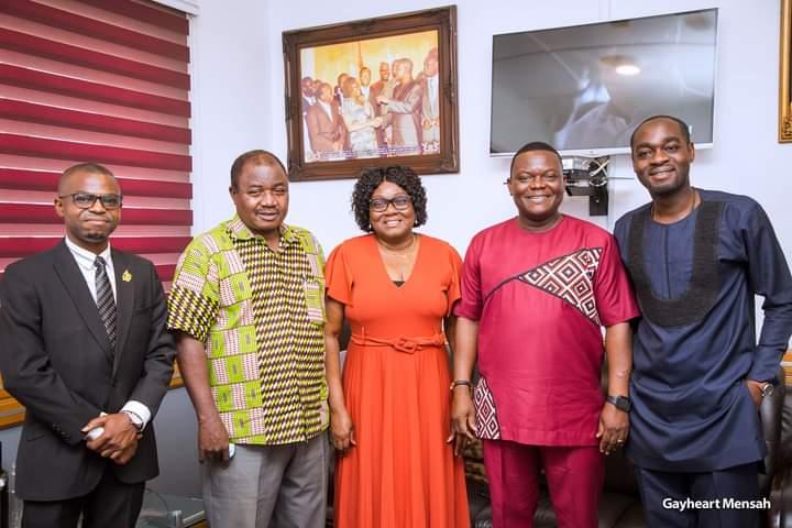I will support private media if elected – Aspiring GJA President, Gayheart Mensah