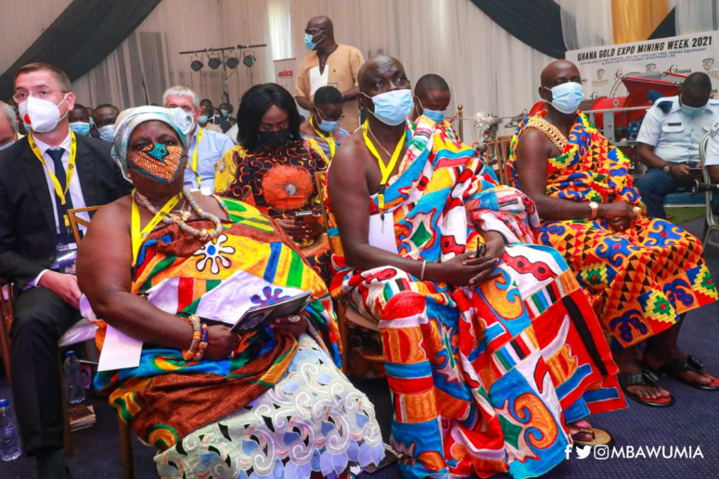 Bank of Ghana's Domestic Gold Purchase Programme is a game-changer – Bawumia