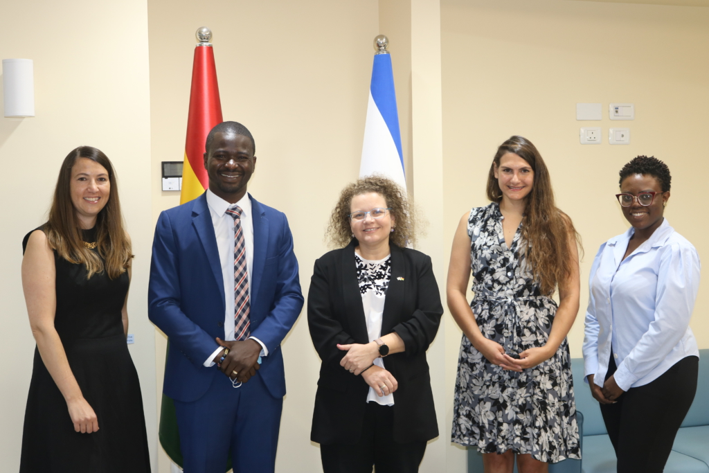 Israeli Embassy, Innohub and Pears programme launches Israel-Ghana AgriTechAccel