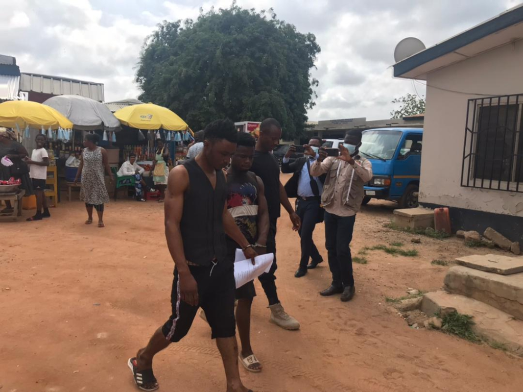 3 remanded for communal clash at Ntonso