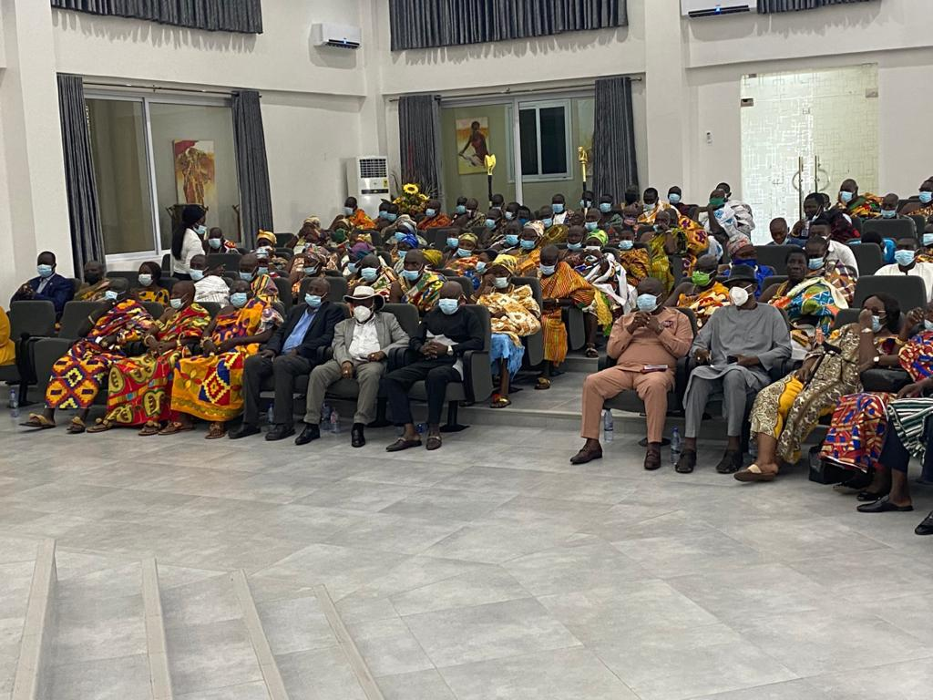 Resolve chieftaincy disputes to boost development in Western Region - Sector Minister