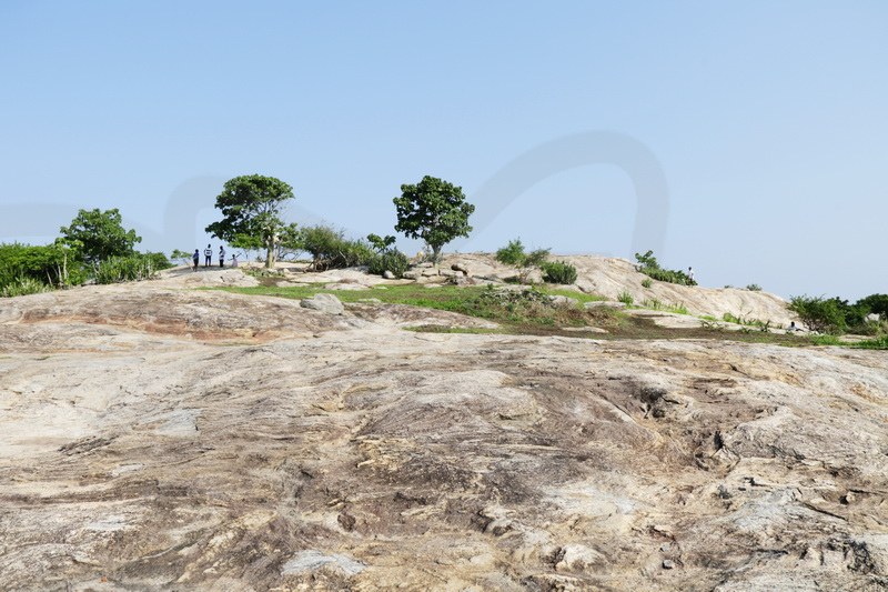 Rock City - Kasoa's sacred place for worship and adventure tourism
