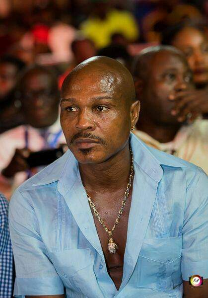 I'm not on drugs and I am financially stable - Ike Quartey