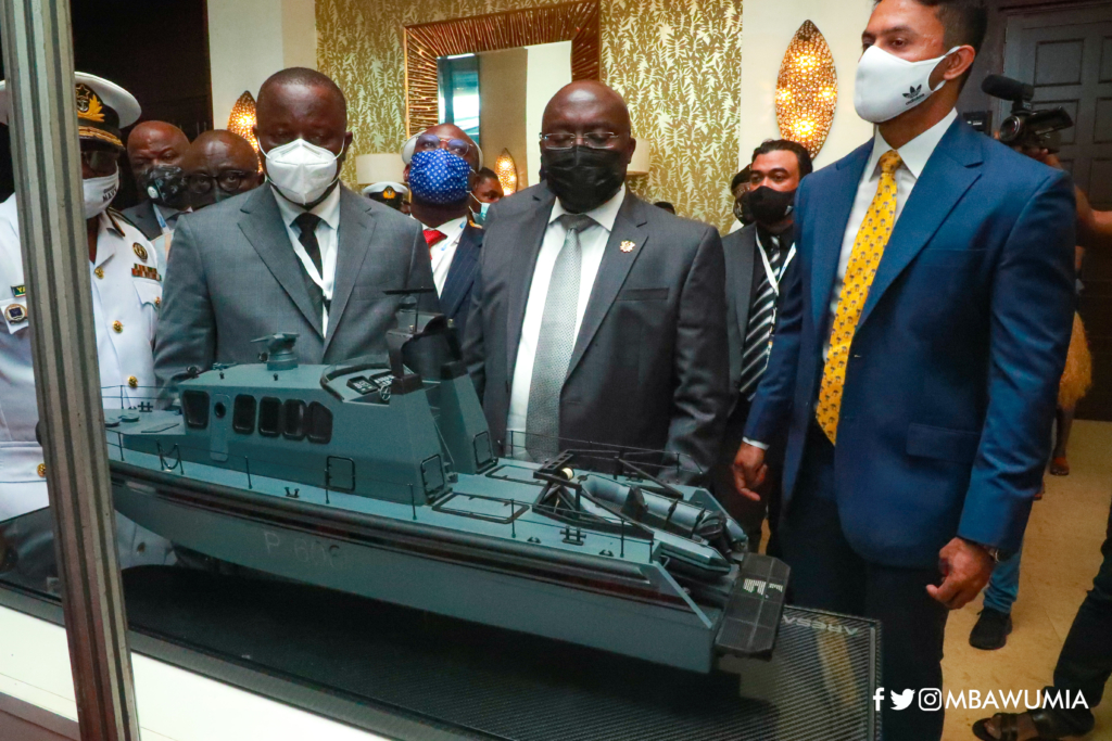 Collaborate to protect our coasts, economies against piracy – Ghana to stakeholders in international maritime industry