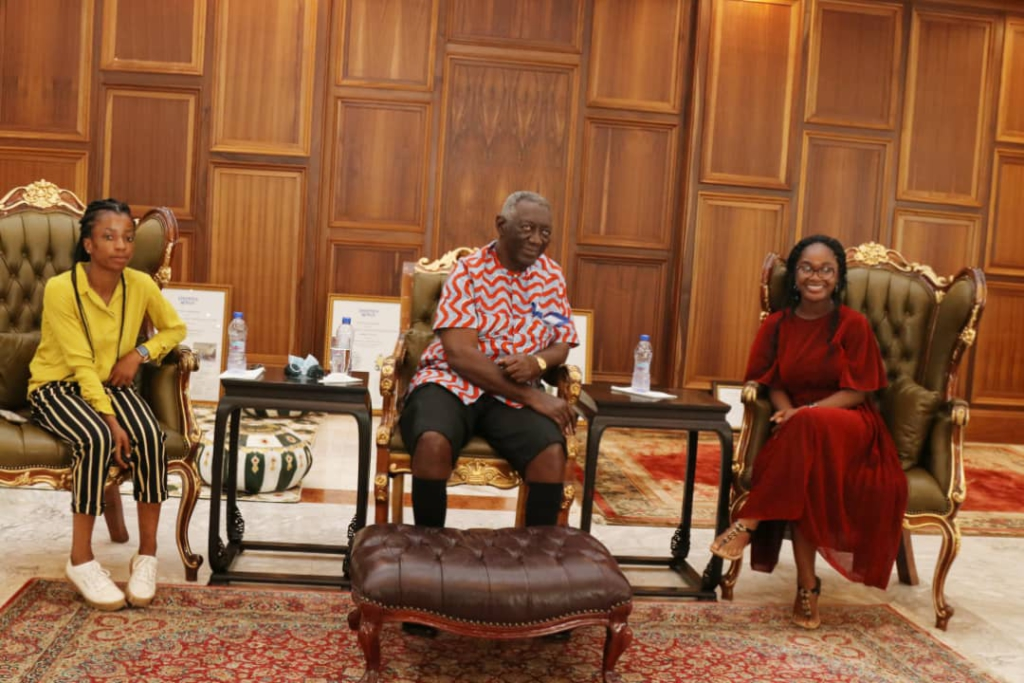 I want to be remembered as the one who encouraged others to be selfless – Kufuor