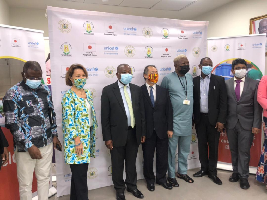 We're committed to efficiently utilize resources to achieve Covid-19 vaccination goals - Government tells development partners
