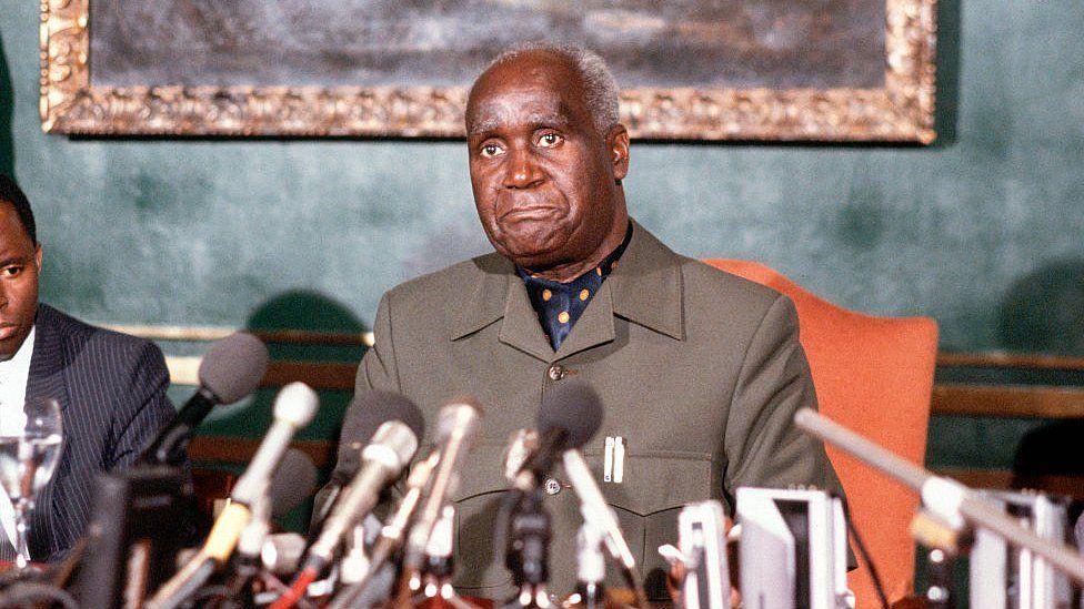 Memorial held for Zambia's first president Kenneth Kaunda