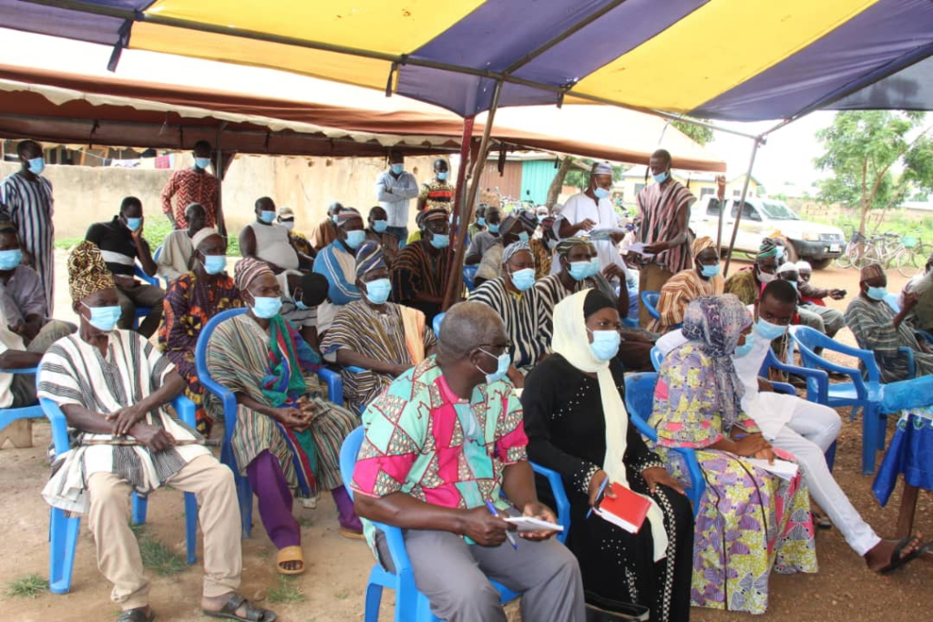 Don't lynch anyone accused of witchcraft - Chief of Kusawgu Traditional area urges