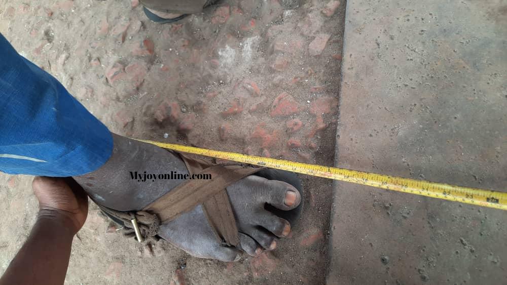 Tallest man in Ho pleads for help