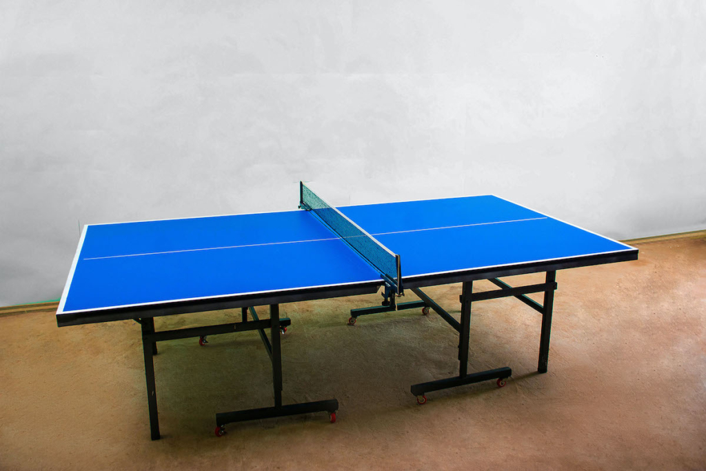 How Takoradi became the hub for creating the first ever African-made table tennis table