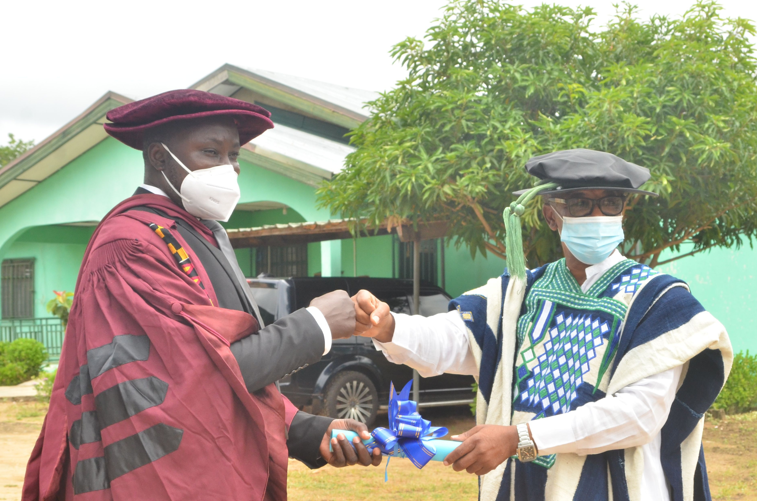 Prof. Felix Abagale calls for government support for private tertiary education institutions
