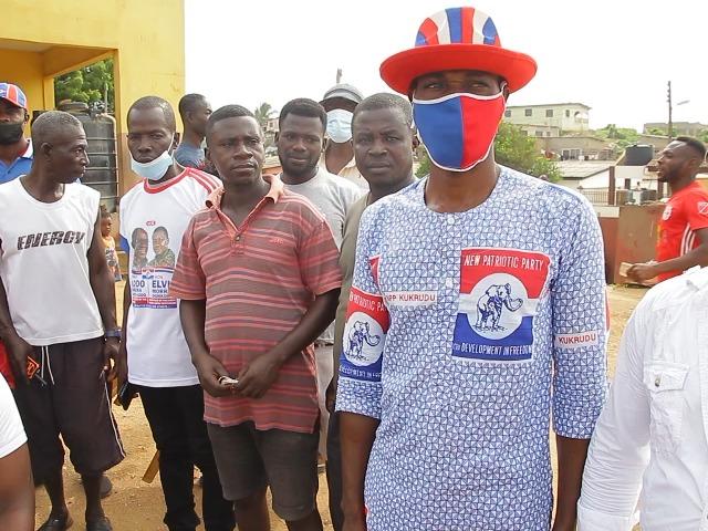 Our party Chairman is not Ekow Ewusi's boy, don't tag him to deny him DCE position – Abura Asebu Kwamankese NPP