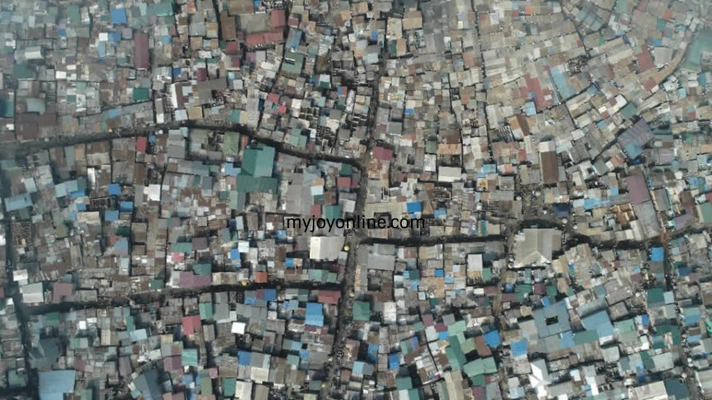 In Ghana's largest slum, census brings back fears of eviction