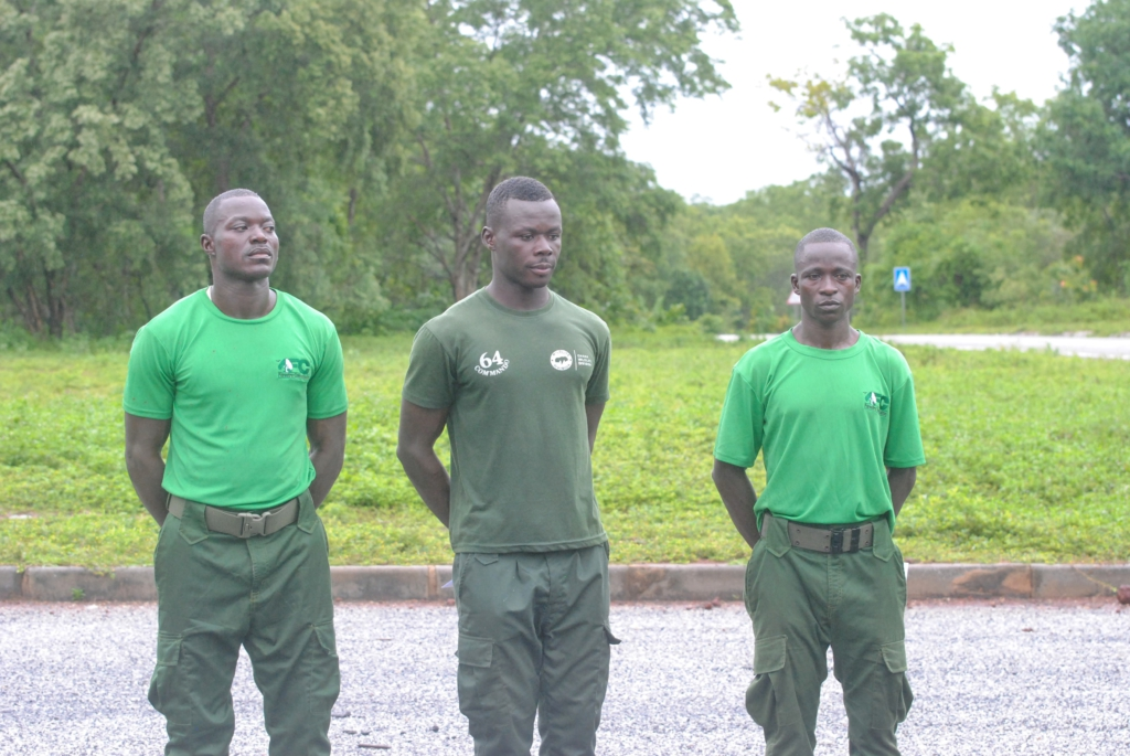 Mole National Park awards its top 3 runners to mark World Rangers Day