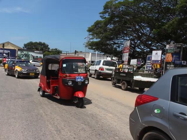 Stop patronising commercial tricycles - Central Region police to residents