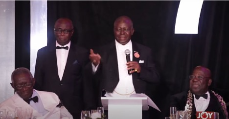 Sir Sam Jonah; the man who climbed so high because he descended so deep