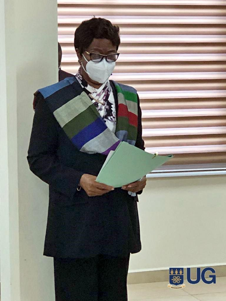 Justice Sophia Akuffo appointed new Chair of University of Ghana Governing Council