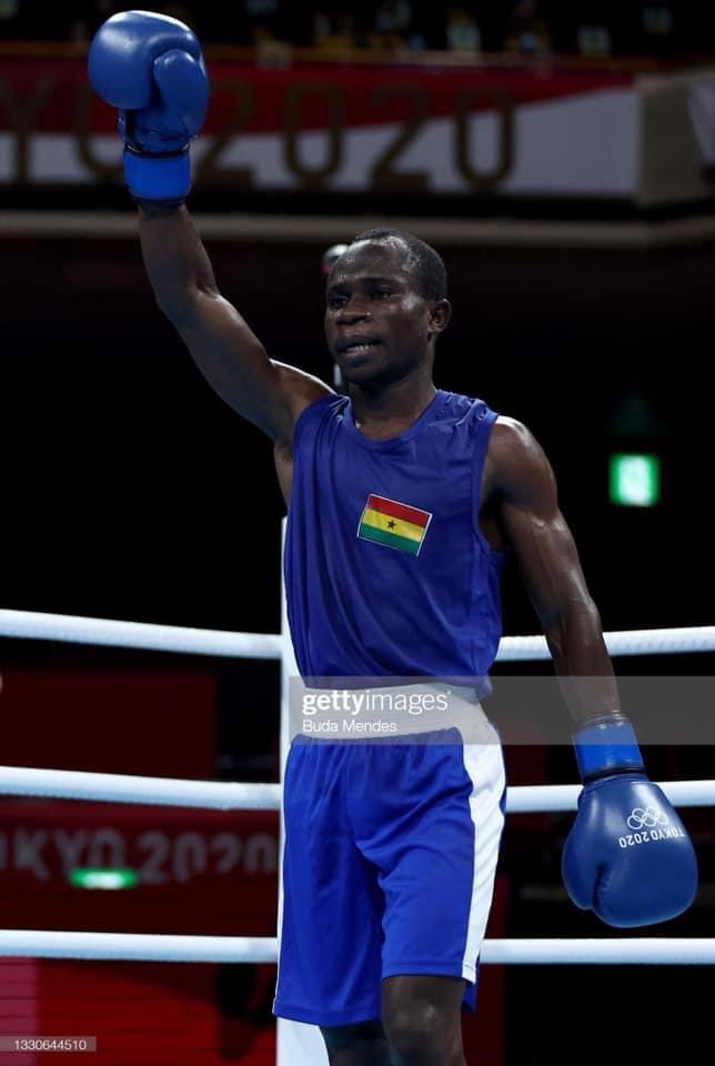 Tokyo 2020 - Ghana boxing team poised to end 49-year medal drought