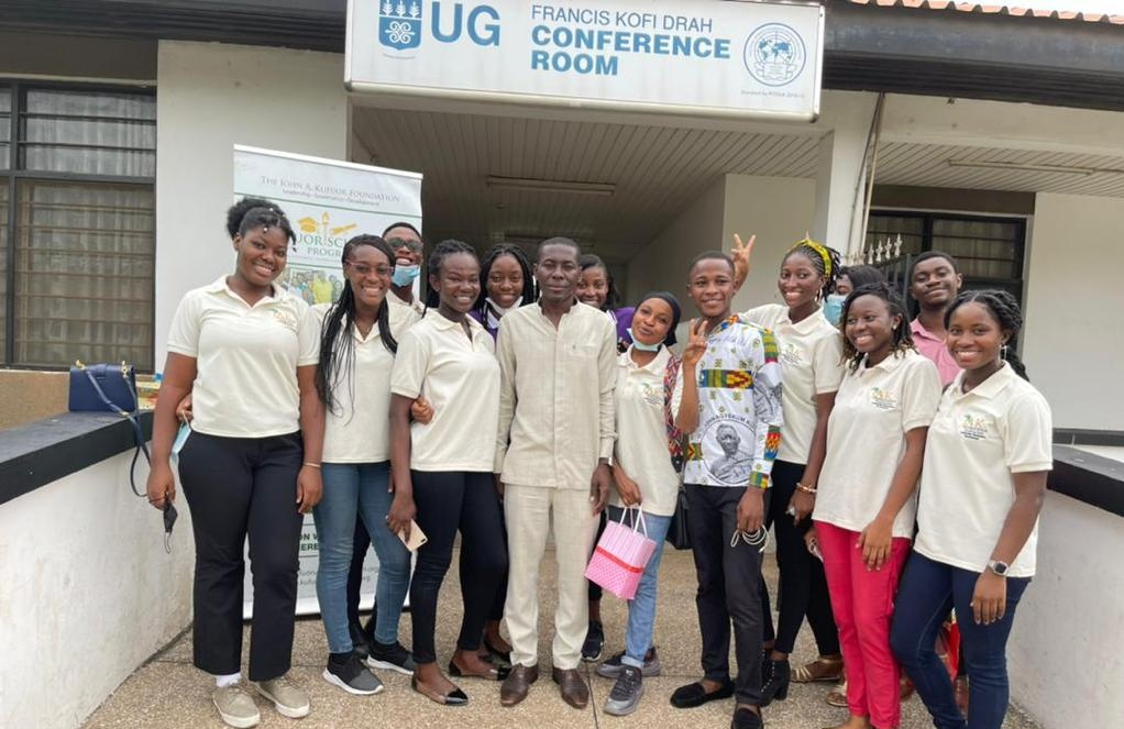 Your degree is not enough for you to survive – Dean of UGBS tells Students