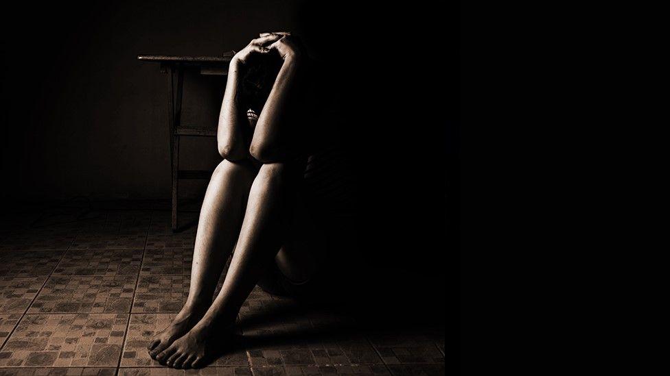 'My husband was an angel; then he raped me'