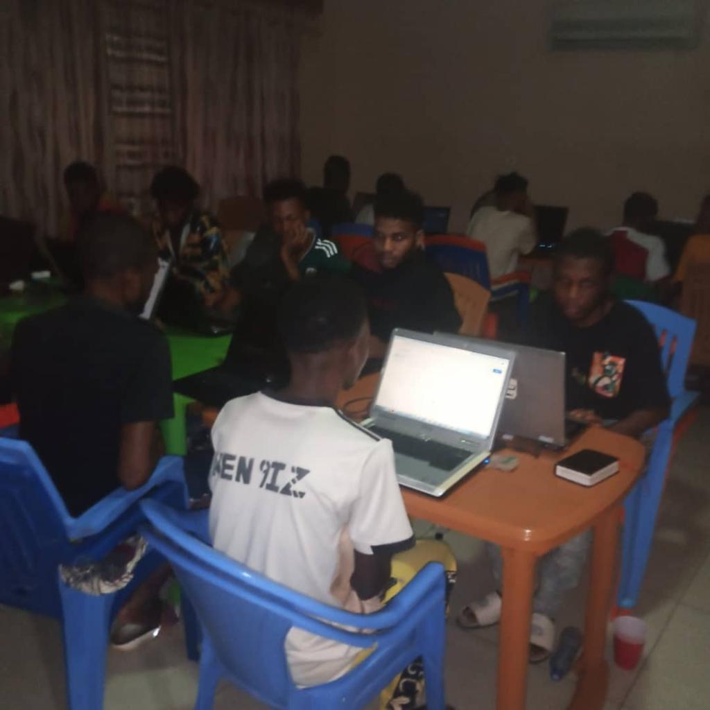 Baatsona Police rescue 10 trafficked Nigerians, arrest 6 traffickers