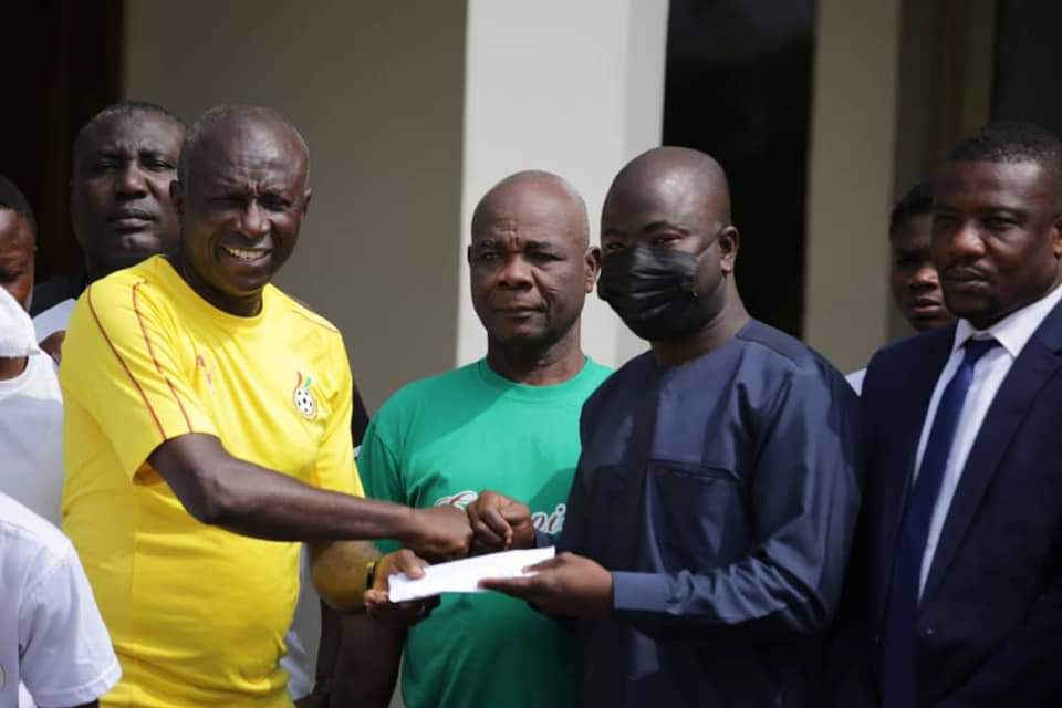 CAF Women's Champions League: Bawumia supports Hasaacas Ladies with $10,000