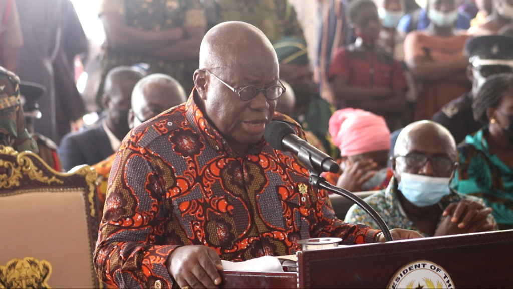 I want to make NPP a majority party in Upper West Region - Akufo-Addo