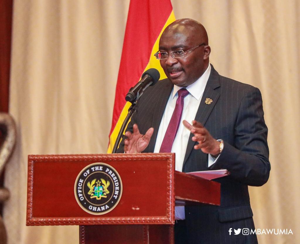 Bawumia unveils Ghana.gov portal