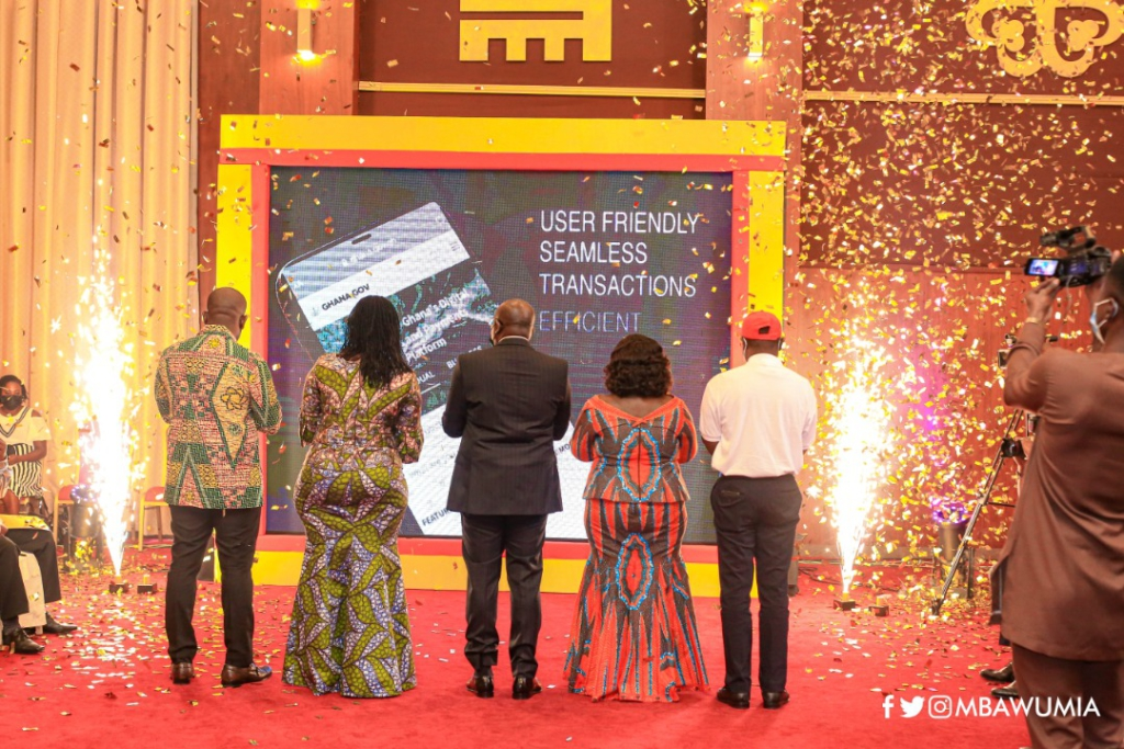We needed to create strong digital pillars to implement Ghana.Gov portal - Bawumia
