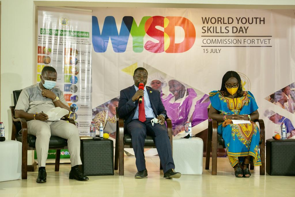 CTVET organises virtual conference to celebrate World Youth Skills Day 2021
