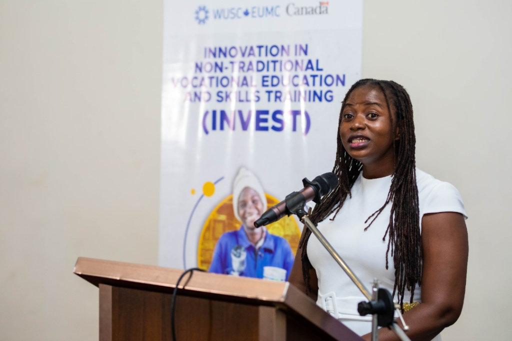 WUSC launches 'INVEST' project to impact 5,000 young women in Ghana