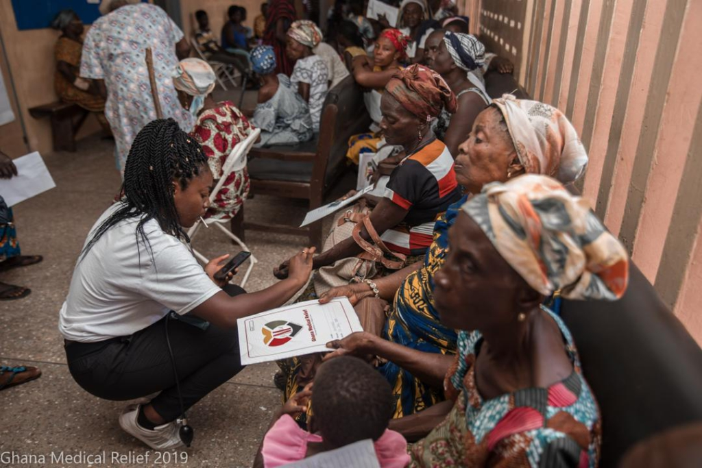 Ghana Medical Relief embarks on free medical mission in Atibie