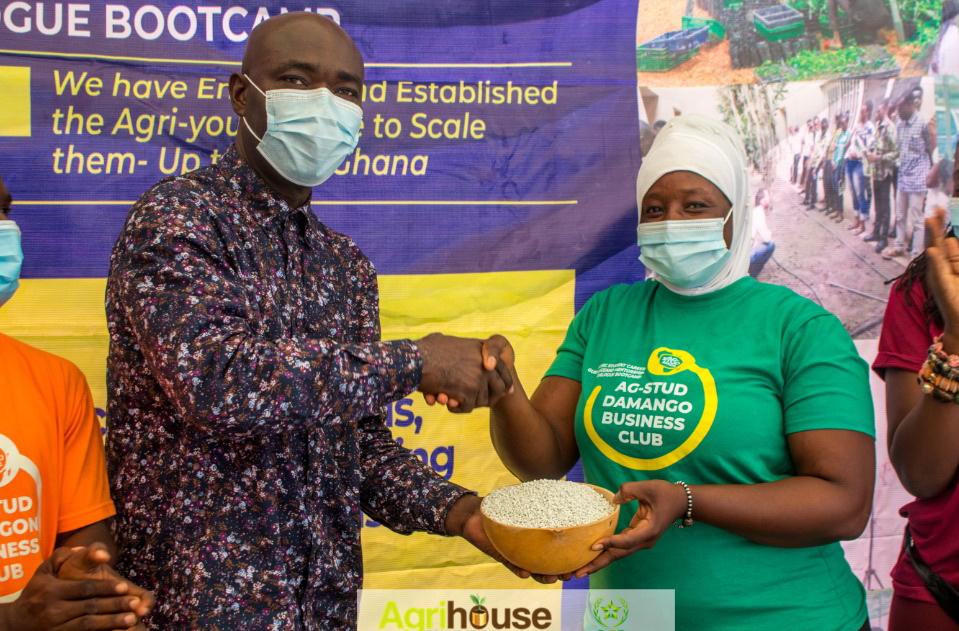 OCP Africa donates fertilizer to AG-STUD 2021