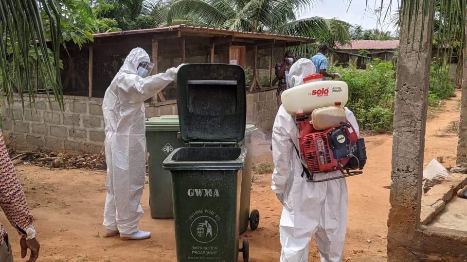 1,500 birds slaughtered at Ketu South to prevent spread of bird flu