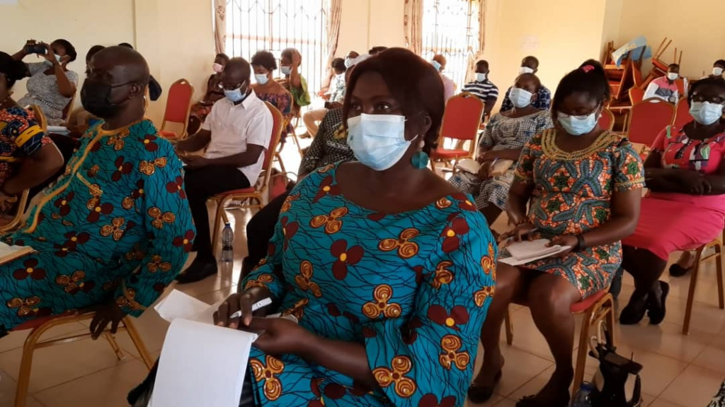 50 schools in Ahafo Region to benefit from the Nutrition Friendly Schools Initiative