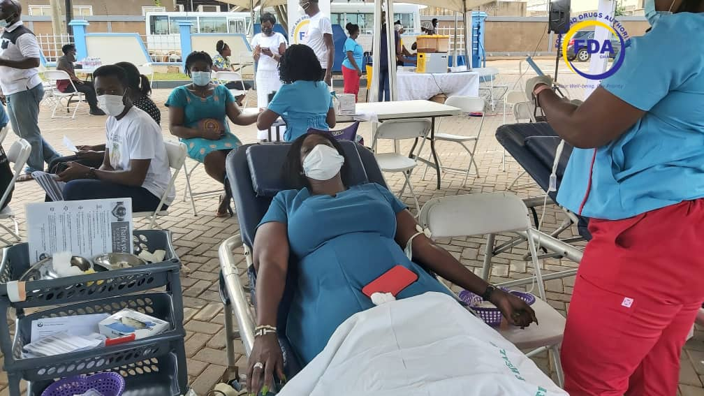 FDA embarks on national blood donation exercise to restock the national blood bank