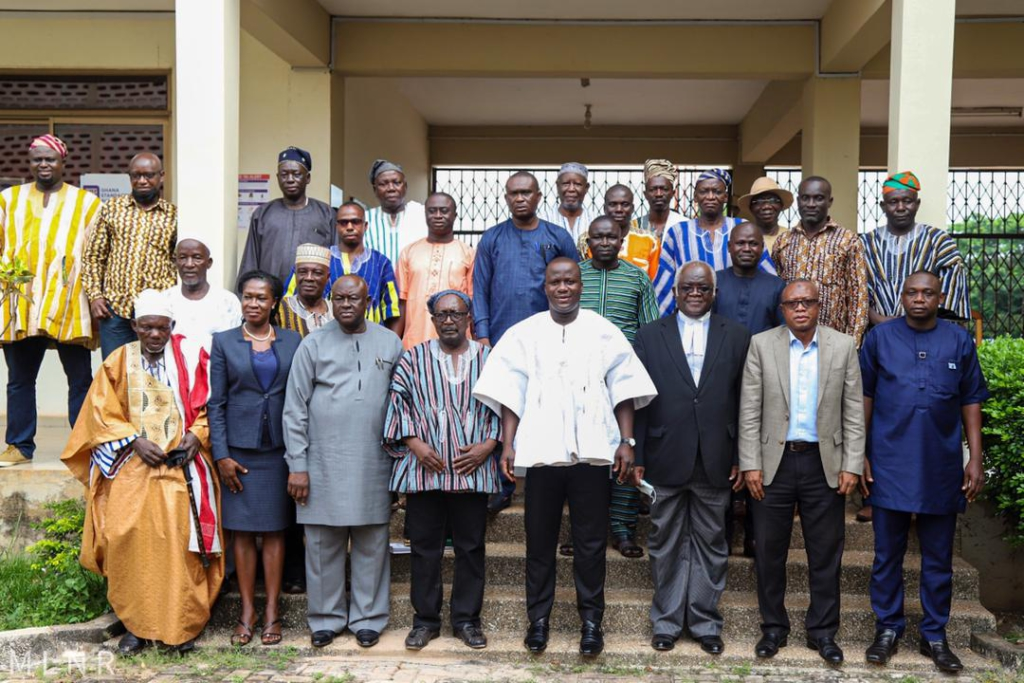 Prioritise education on new Land Act - Jinapor to Northern Regional Lands Commission