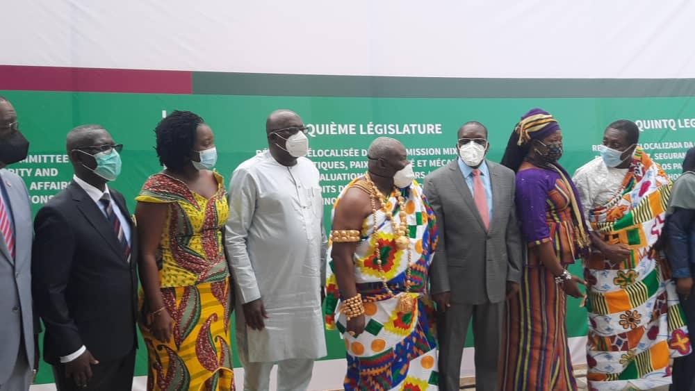 Speaker of ECOWAS Parliament charges member-states to deploy ICT in fight against terrorism