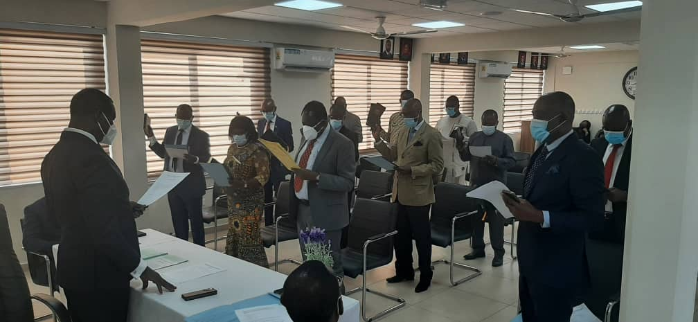 15-member Governing Council inaugurated for University of Professional Studies