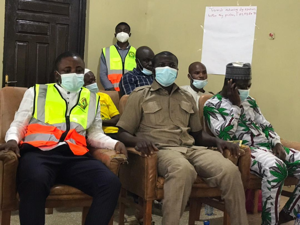 Hundreds of pragya and okada riders trained on road safety in Techiman