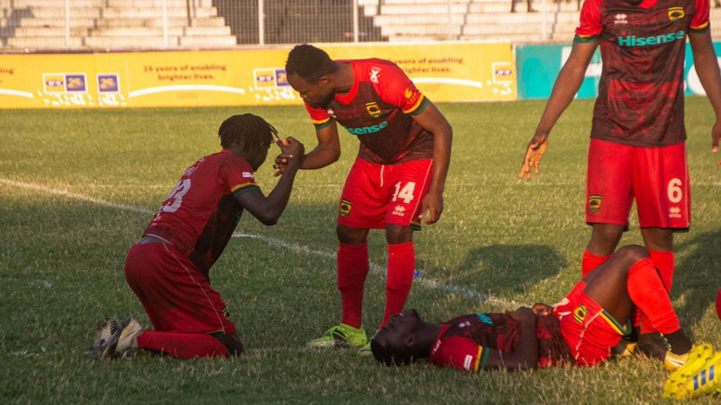 Rewind: The best photos from MTN FA Cup 2021 quarter-finals