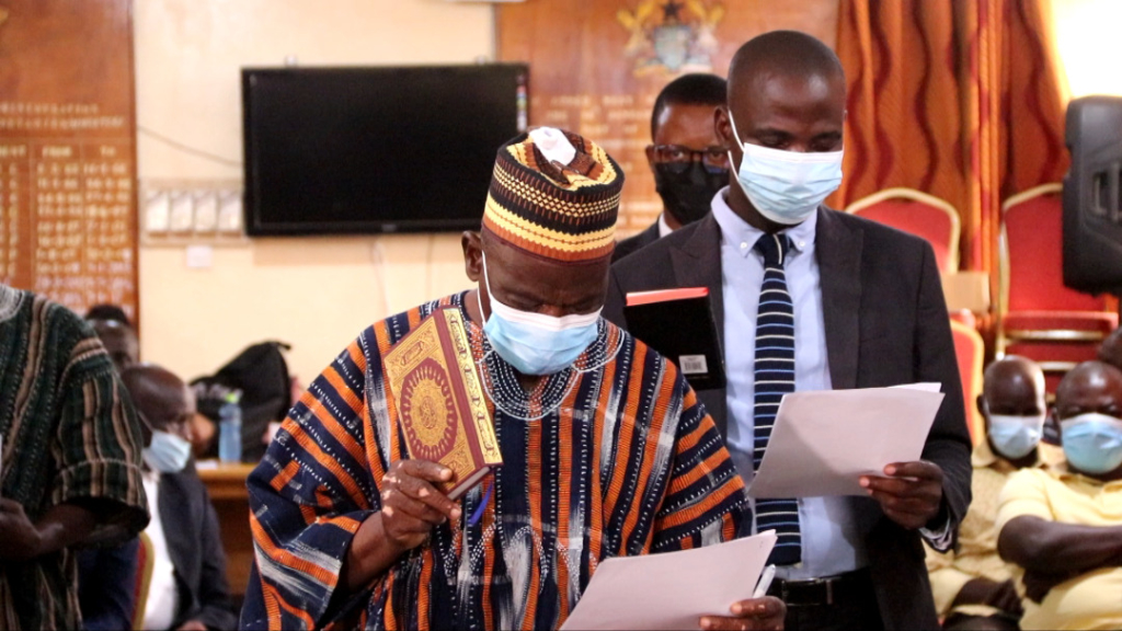 Find ways to deal with landowners threatening to illegally sell developed state lands - Minister to Upper West Region Lands Commission