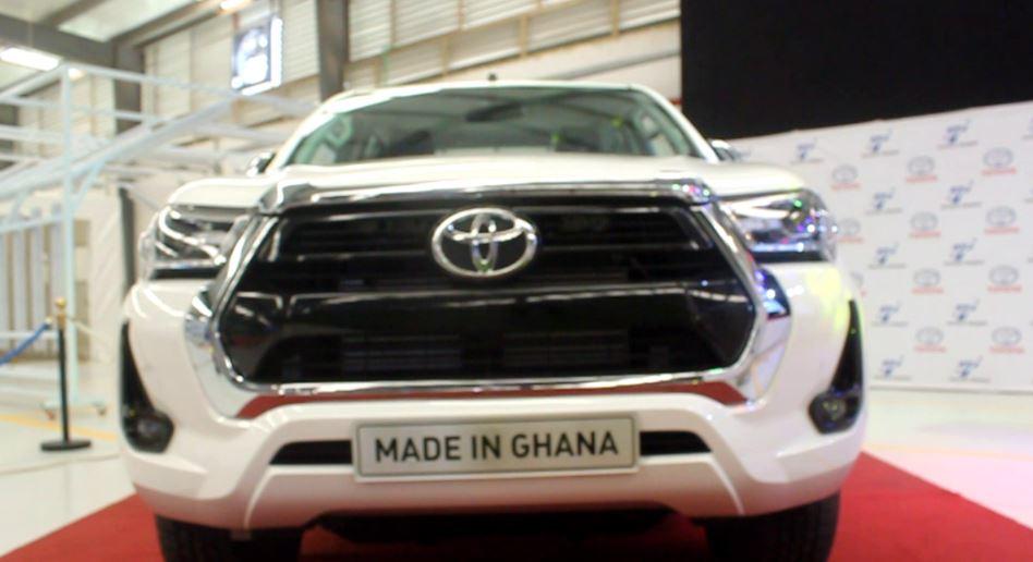 Toyota Tsusho's investment will boost the economy - Akufo-Addo